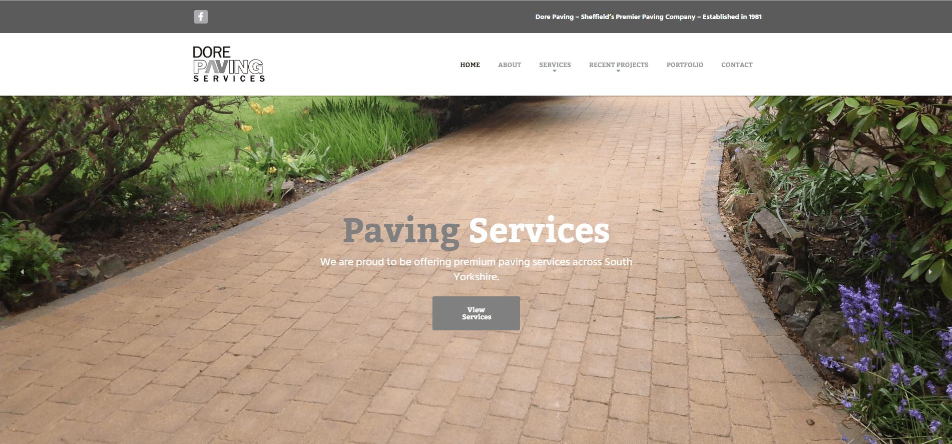 Dore Paving Services