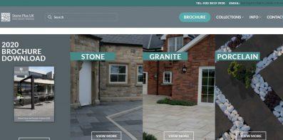 stone plus website